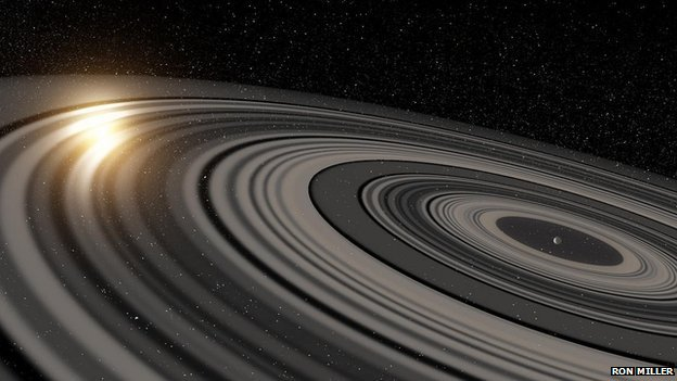 Planet Tolkien: Let's Name J1407b, the New Exoplanet With Rings to Rule Them All, After J.R.R.
