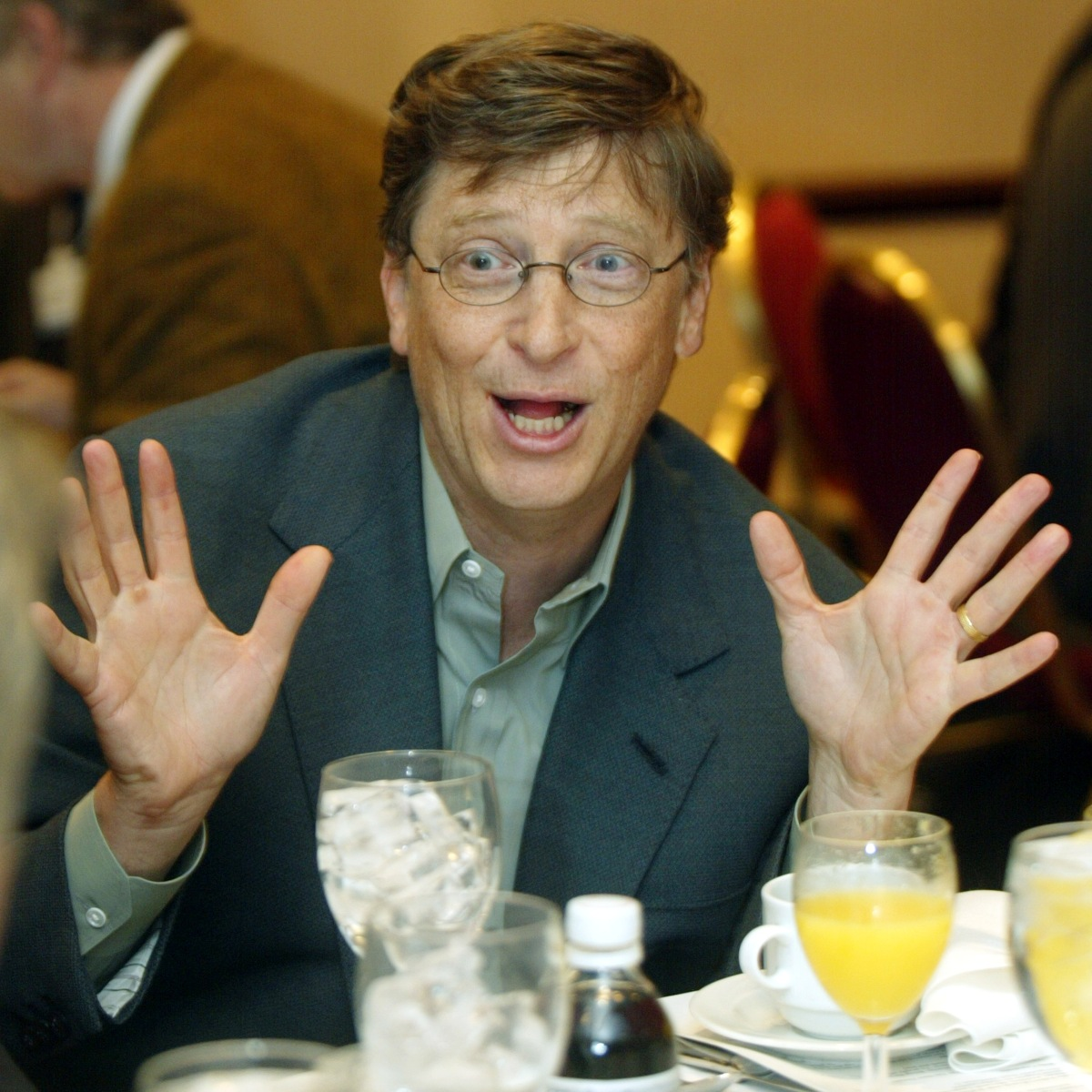 5 Powerful People You Didn't Know Were Related to Bill Gates