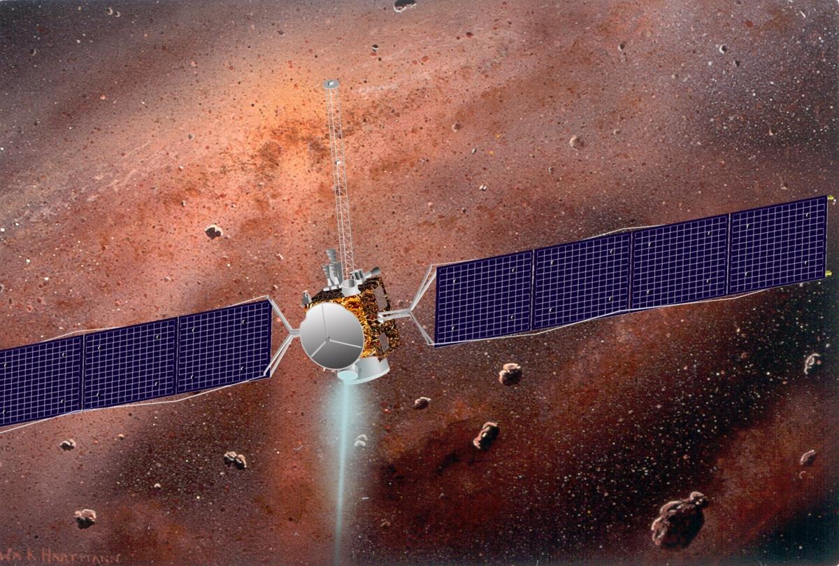 Dawn_spacecraft_in_asteroid_belt