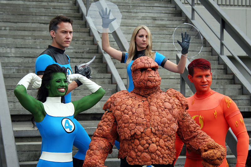800px-Fantastic_Four_Cosplays