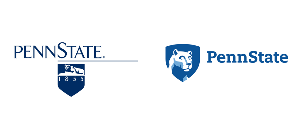 Penn State's New Logo Is Pretty Bad