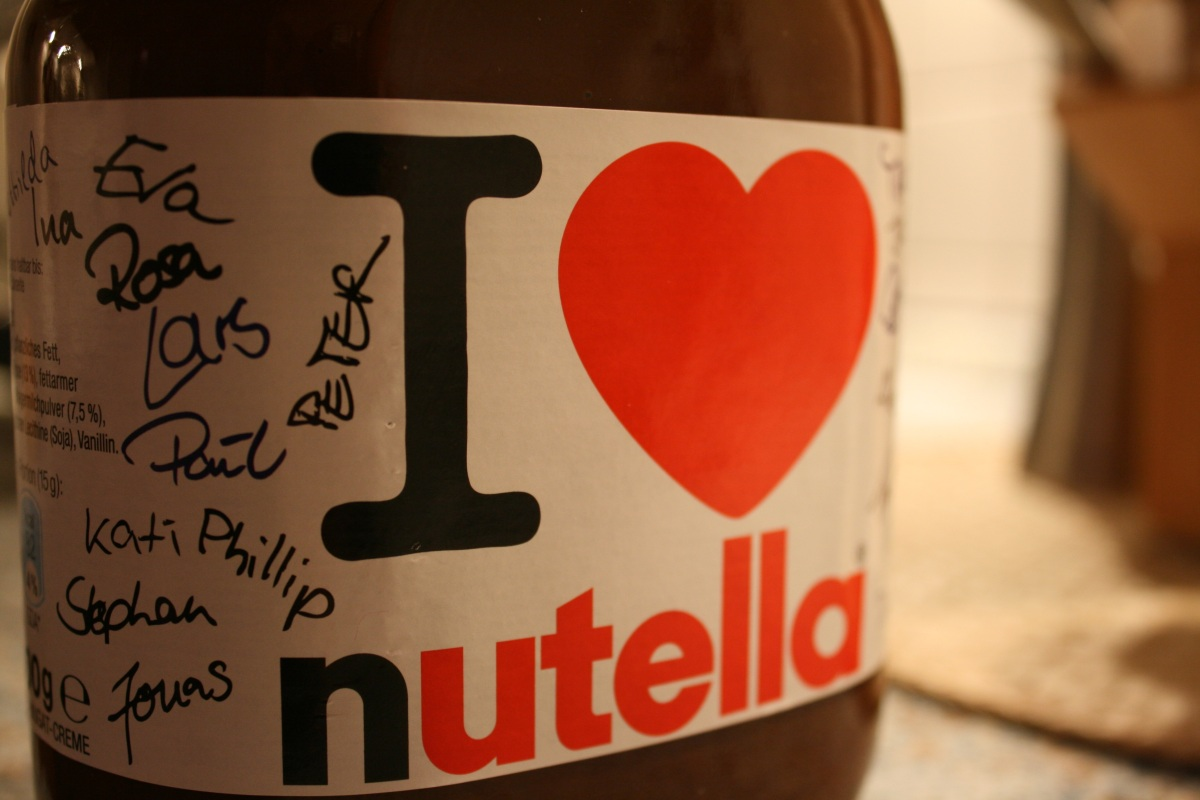 The Nutella Riots